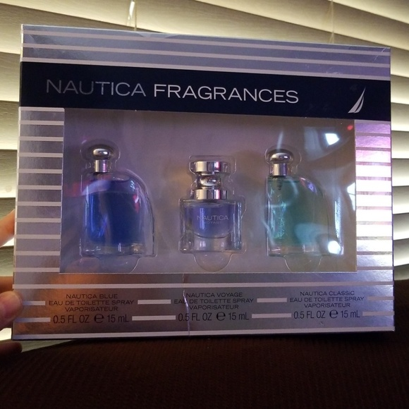 3db77eab8d1f Nautica Other   Nib Mens Cologne Fragrance Gift Set   Poshmark